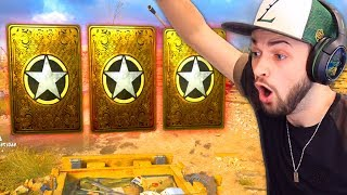 BEST COD WW2 SUPPLY DROP OPENING! (x30 Birthday Supply Drops)