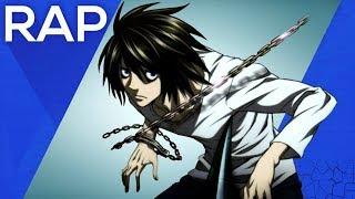 Rap de L EN ESPAÑOL (Death Note) - Shisui :D - Rap tributo n° 69