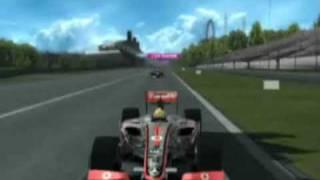 Formula 1 2009 Game Japan