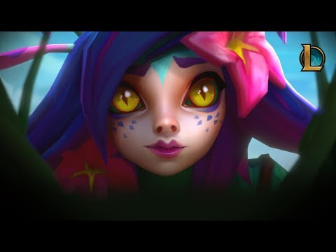 Neeko: Das wissbegierige Chamäleon | Champion-Trailer – League of Legends