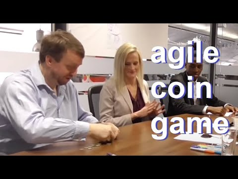 Agile Coin Game