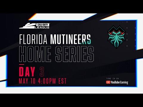 Call Of Duty League 2020 Season   Florida Mutineers Home Series   Day 3