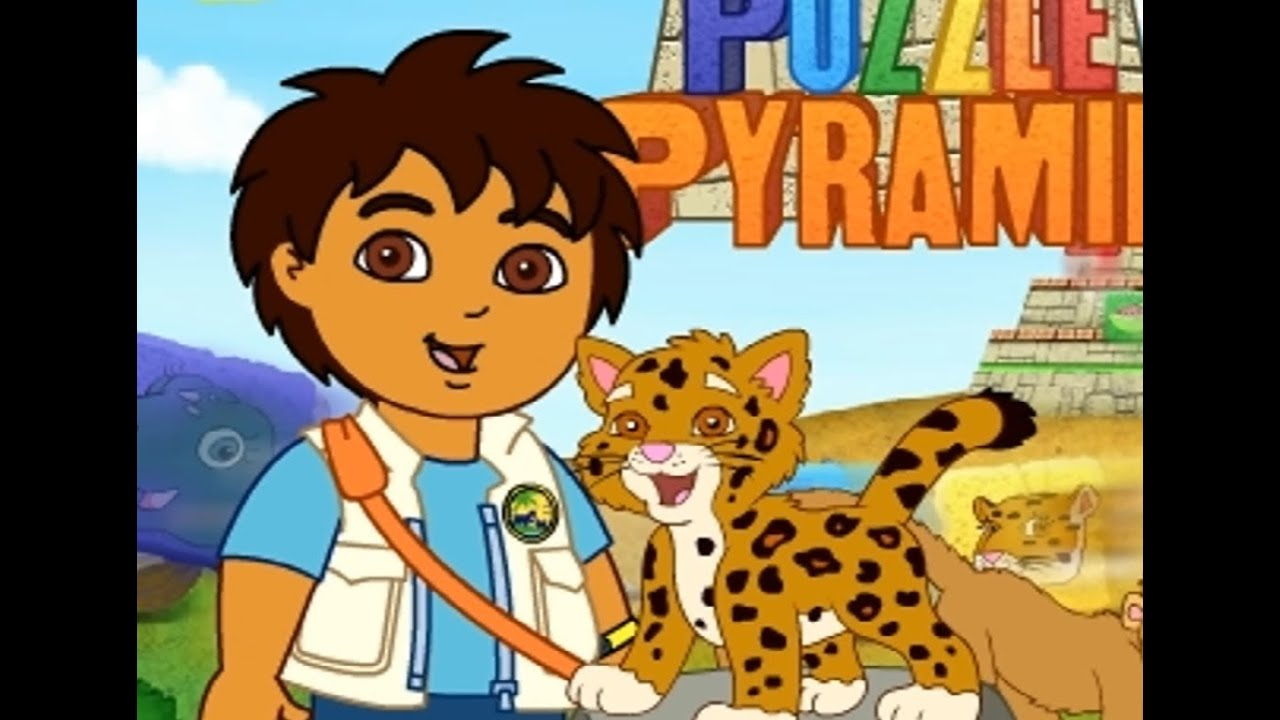 go diego 3d full video episode movie game 2013 youtube