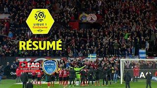 EA Guingamp - ESTAC Troyes ( 4-0 ) - Résumé - (EAG - ESTAC) / 2017-18