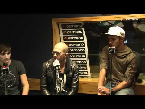 The Wanted - Lightning [live acoustic session]