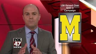 U Of Michigan Pulls In 528 Billion In... @ www.StoryAt11.Net