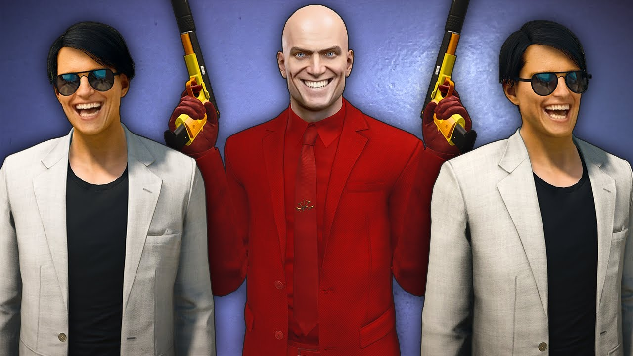 They Hired Me to Kill an Elusive Target but I Also Killed the Game - Hitman 3