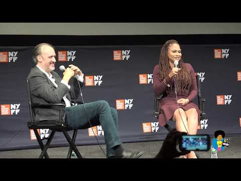 Ava DuVernay - 13th Film Q&A |2016 New York Film Festival