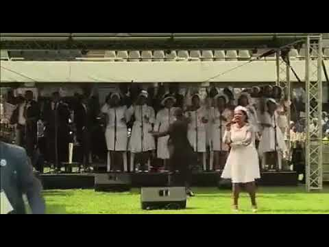 TACC National Gospel Choir, Umoy'oyingcwele