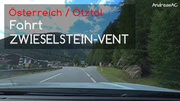 Von Zwieselstein nach Vent in 4K