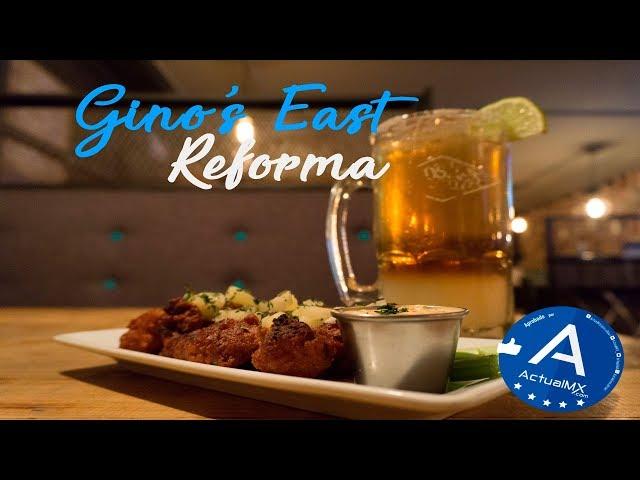 Ginos East México la pizza ideal para este día del amor y la amista