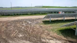 IND Solar Farm - Indianapolis Indiana