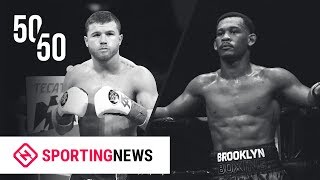 """Canelo vs. Jacobs: """"This Is A 50/50 Fight"""""""