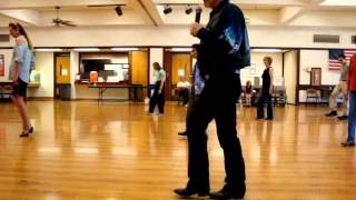 Back Two The Country  Line Dance  Walkthrough