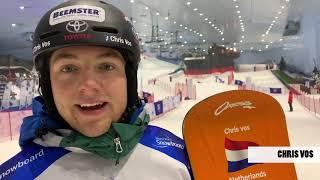 Bibian Legacy | World Para Snowboard