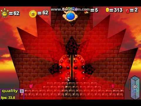 Super Mario 63 : Part 42 : The Climb Up Bowser's Castle