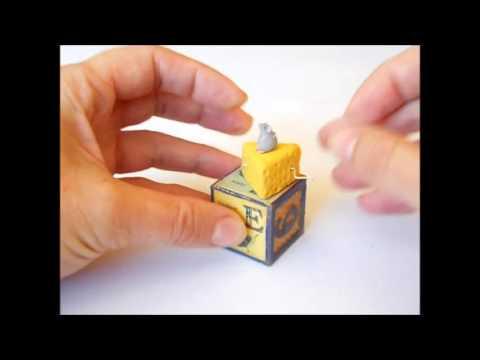 Miniature Mechanical Mouse