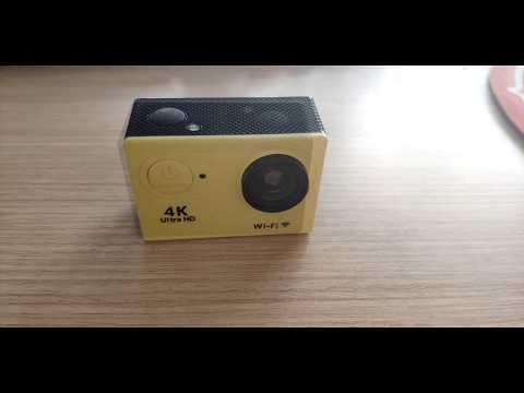 SJ9000 Wifi 4K  1080P Ultra HD VS Xiaomi Yi Discovery