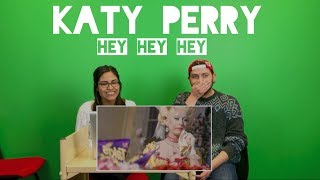 Katy Perry | Hey Hey Hey Official Video (Reaction) | The Millennial Chisme