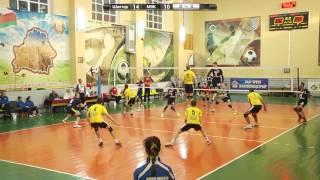 Волейбол. Шахтер - МВК (10.11.2016)