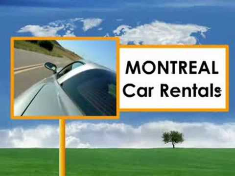 car hire Montreal car rentals