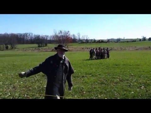 Confederate Army - Re-enact
