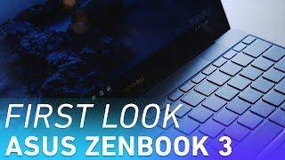 Asus' ZenBook 3: a Windows-powered MacBook