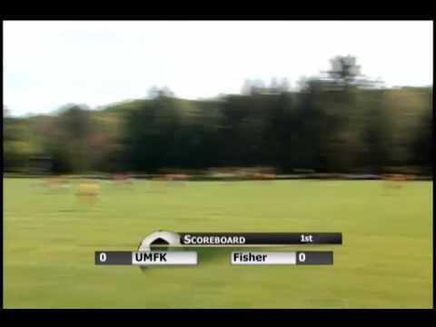 UMFK Women's Soccer vs. Fisher College - September 17, 2016