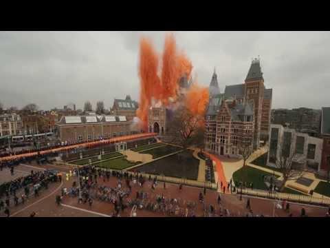 Timelapse - Rijksmuseum