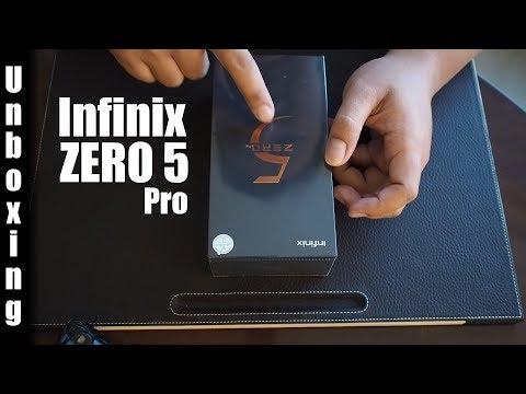 Unboxing : Infinix Zero 5 Pro Mp3