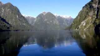 Fiordlands of New Zealand