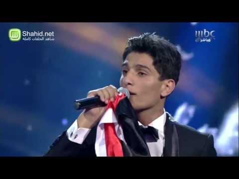 Arab Idol - محمد عساف - أغنية الفوز