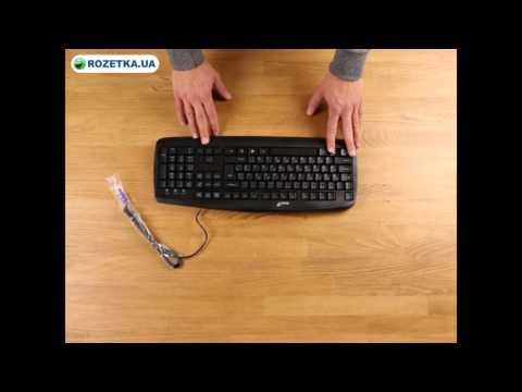 Клавиатура Genius KB 110 PS2