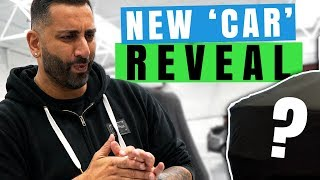 New Car Reveal 2019