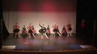 Ballet studio Grande. Fairy Doll. Spanish Dance