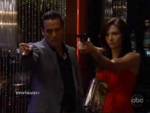 GH - Claudia Saves Sonny - 10.22.09