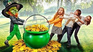 Download ЛЕПРЕКОН ВМЕСТО КУПИДОНА в ДЕНЬ ВСЕХ ВЛЮБЛЕННЫХ! Почему НЕЛЬЗЯ БРАТЬ его монеты?! Mp3 and Videos