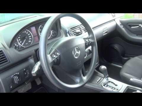 Mercedes Benz A 150 Automatik
