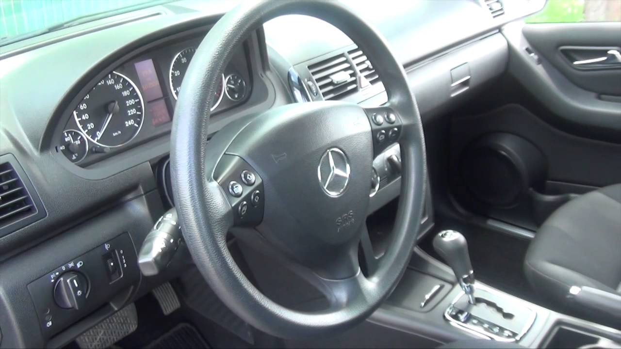 mercedes benz a 150 automatik youtube. Black Bedroom Furniture Sets. Home Design Ideas