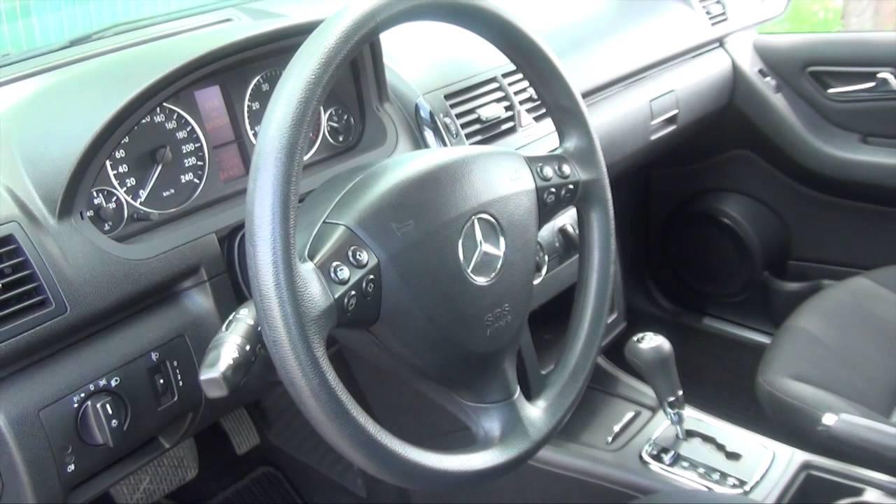 Mercedes benz a 150 automatik youtube for Mercedes benz 150