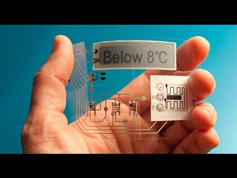 ThinFilm Printed Electronics NFC Smart Labels for Internet of Things