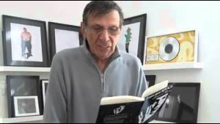 Leonard Nimoy Reads From His