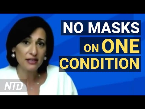 People Fully Vaccinated Don't Need to Wear Masks Outdoors: CDC; John Kerry Faces Calls to Resign