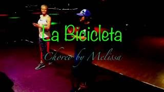 L2BF - La Bicicleta by Carlos Vives & Shakira - Zumba Dance Fitness Choreo by Melissa