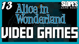 13, Alice in Wonderland movie & video game review - SGR