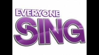 [Trailer]  Everyone Sing PS3 PSN HD