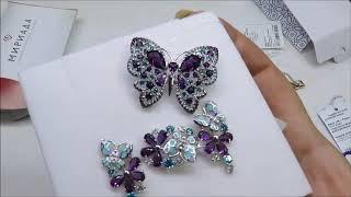 #5     Мої покупки в ЮВЕЛІРНОМУ срібло #SOKOLOV      СРІБЛО РОСІЇ #розпакування