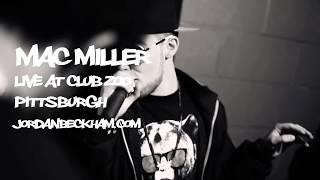 Mac Miller LIVE at Club Zoo