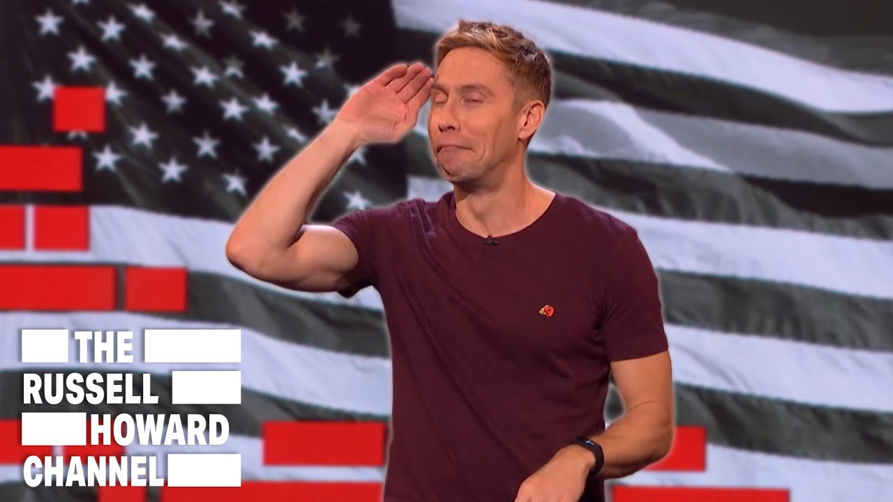 Times the General Public Were Incredible | The Russell Howard Channel