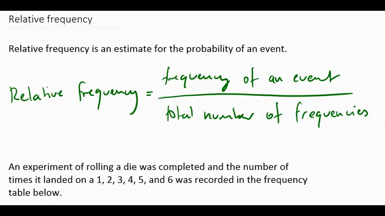how to make experimental results more like theoretical probability